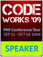 CodeWorks 2009 Speaker