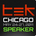 php|tek 2011 Speaker
